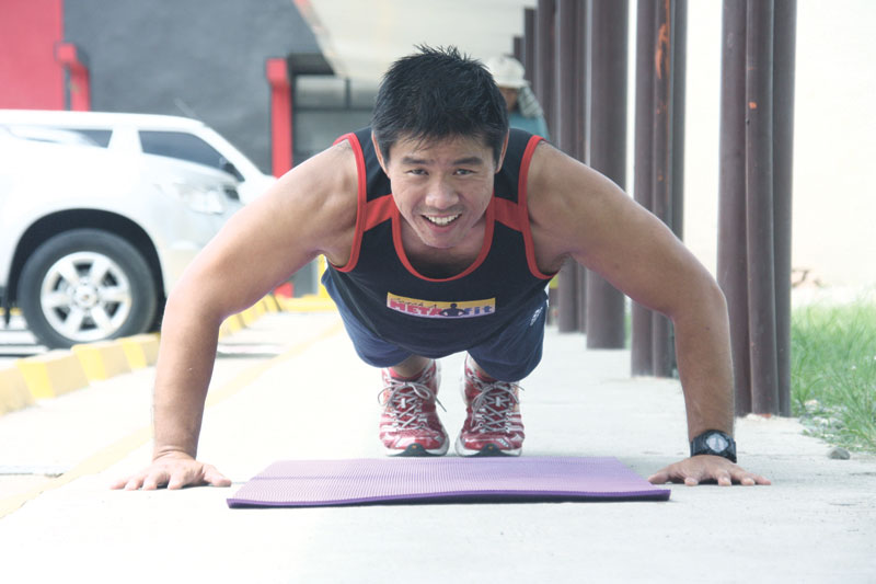 PUSH! Alan Choachuy gives the lowdown on fitness program Metafit, or Metabolic Fitness.
