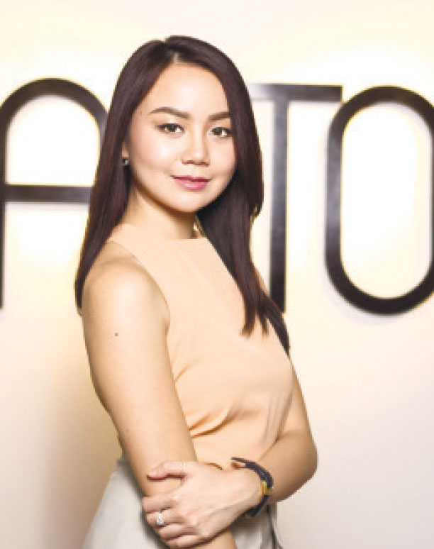 BRIDGING THE GAP. Kate Ngo founded Astogroup, an online fashion hub that showcases the works of rising designers in apparel, bags and accessories. Astrogroup aims to bridge the gap between these up-and-coming designers from different countries and their clients.