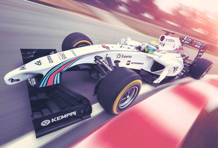 The Formula 1 season will kick off in Melbourne, Australia this weekend.