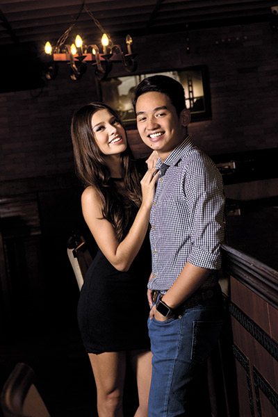 PARTY SHIFT. Jessika Knight and Kiko Kintanar were signed up last month to be among the official promoters of Cable Car. Kiko hosts the weekly KikOff Thursdays, while Jessika top bills Friday Knights.