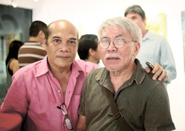 Mar Vidal and Kimsoy Yap
