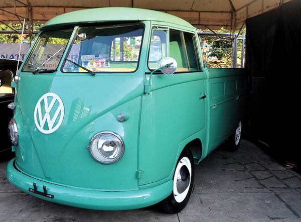 1960 Volkswagen Single Transporter