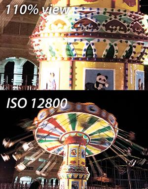f11, 1/30, ISO12800