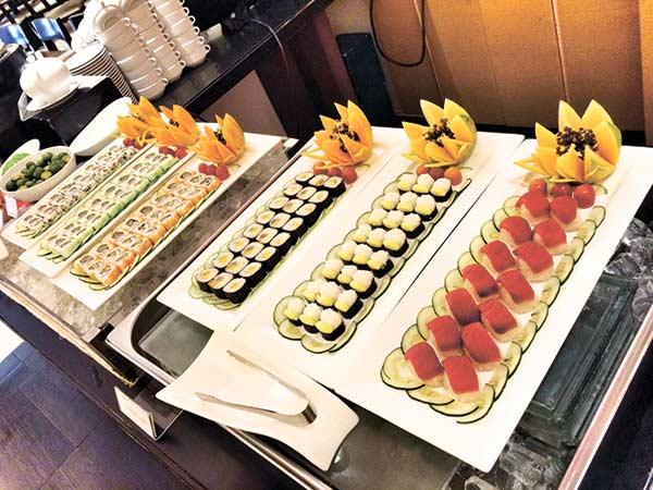 Sushi Spread!