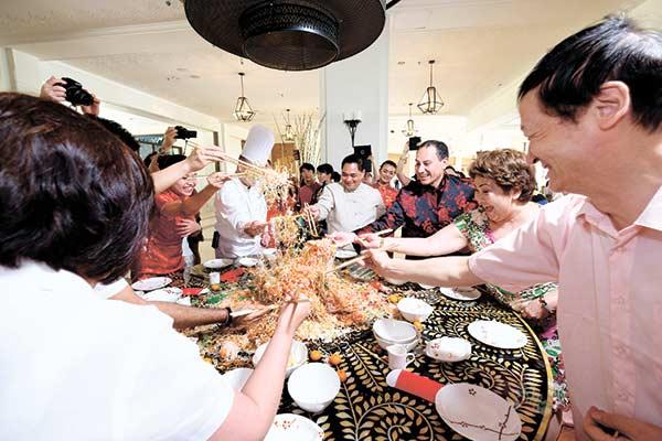 Shangri-la's Mactan Resort & Spa ushers in the Lunar New Year