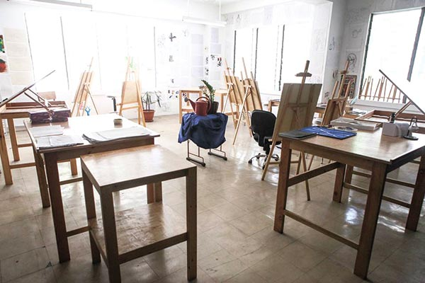 DRAWING and Design Studio.