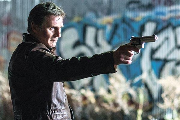 """LIAM Neeson in a scene from """"Run All Night."""" (AP FOTO)"""