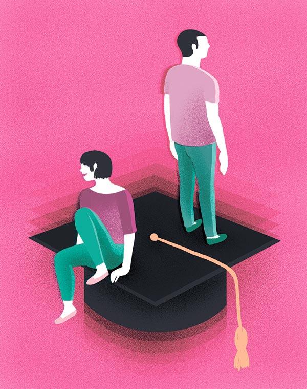 Illustration by Geraldine Sypiecco