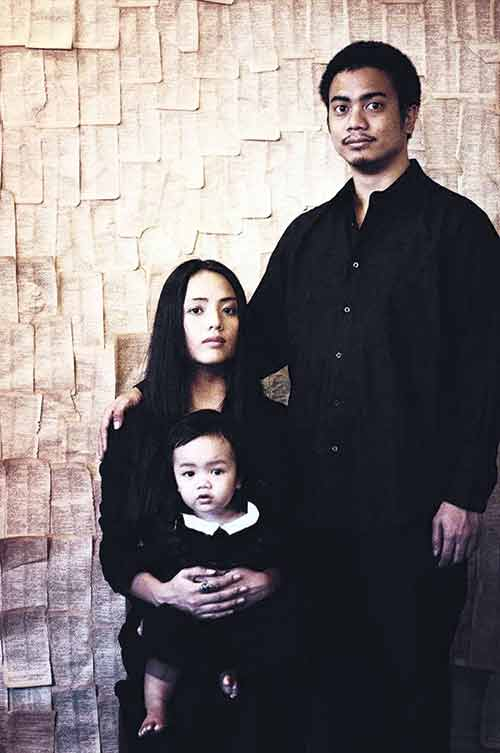 Mark Deutsch and family