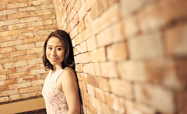 A FAMILIAR PLACE. Trishia Rose Lim makes sure that Degree 9 Coffee and Roasting stays the way its clientele have always known it to be: cozy, laid-back and always with freshly roasted coffee plus good food.