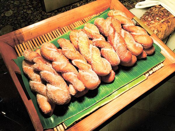 Twisted Doughnut