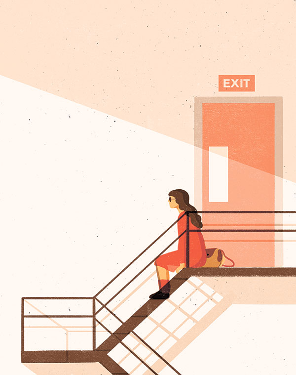 Illustrations by Geraldine Sypiecco