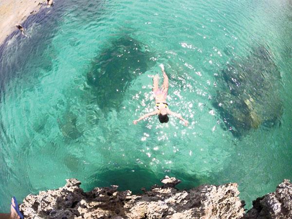 Magpuwwpungko tidal pool
