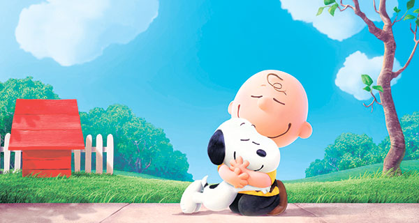 "BY THE MILLIONS. Snoopy and Charlie Brown from Charles Schulz's timeless ""Peanuts"" comic strip in their big-screen debut in a CG-animated feature film in 3D, ""The Peanuts Movie."" Millions of unique Peanuts characters have been created since the ""Peanutize Me"" app launched last month. Fox plans to update the site this week with Halloween-themed content to continue building buzz for the film's Nov. 6 release. (AP PHOTO)"