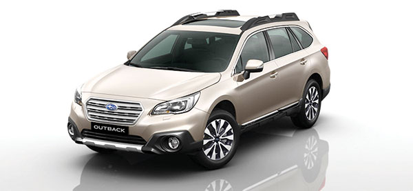 The all-new Subaru Outback