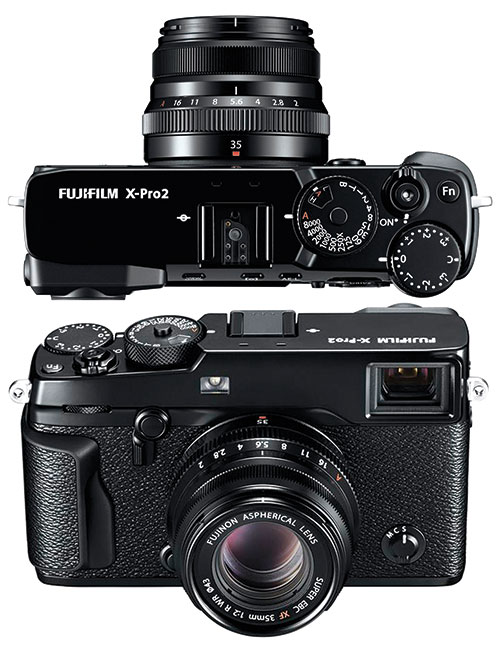 The first ever camera in the X-series to go beyond 16 megapixels, the X-Pro 2 is equipped with a 24 megapixel X-Trans III sensor.