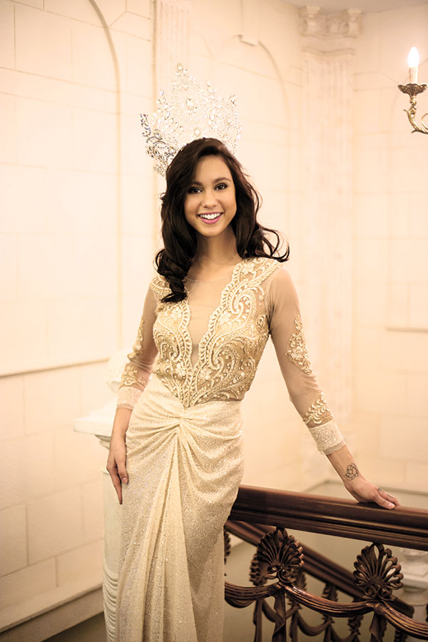 Miss Cebu 2015 Raine Baljak