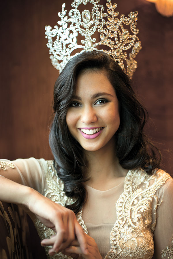 Miss Cebu 2016 Raine Baljak