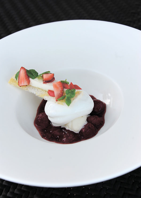 Strawberry Compote (Contributed Photo)