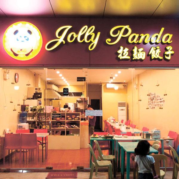 Jolly Panda