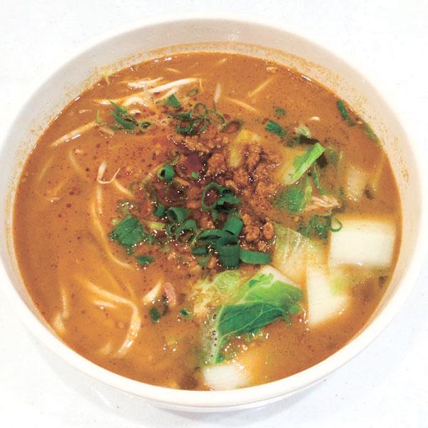 Sichuan Noodle