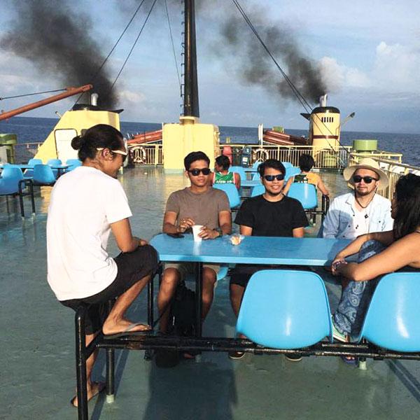 Onboard-ship