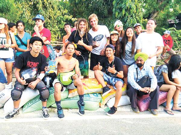 Participants of the Siquijor Leg. (Photo by Grupo Nopo)