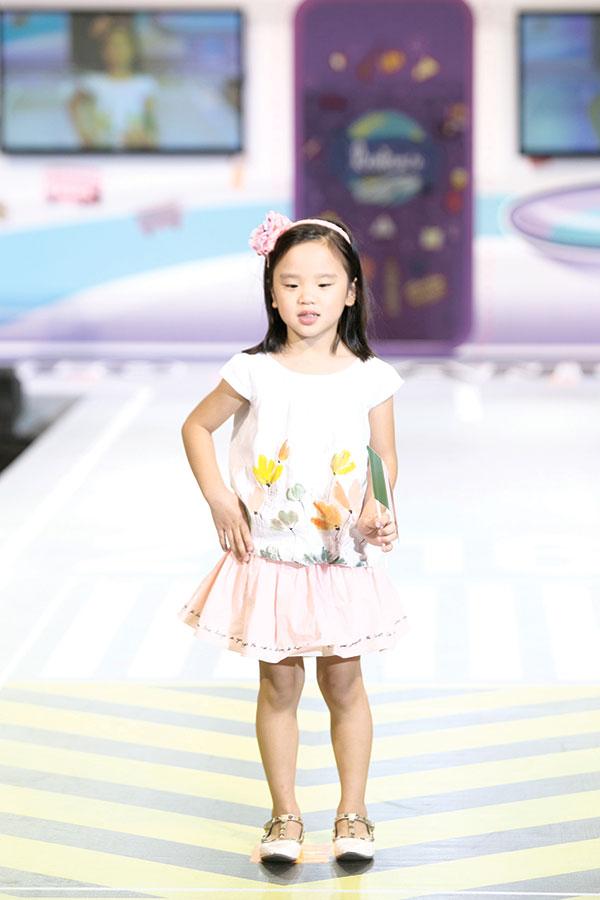 Caitlyn Yu for Rustanette