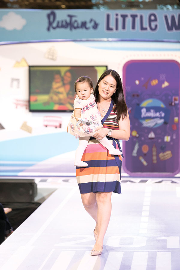 Mom Lorraine Yu and Cara Yu for Neck & Neck