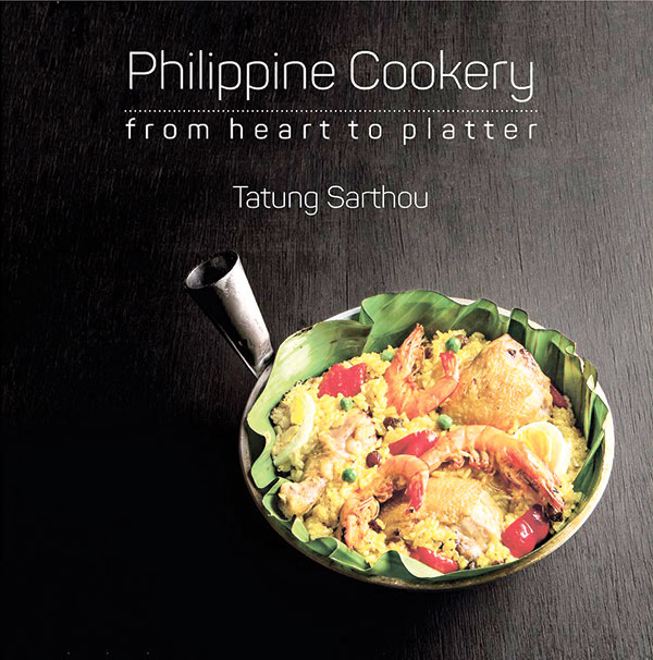 Philippine Cookery book cover