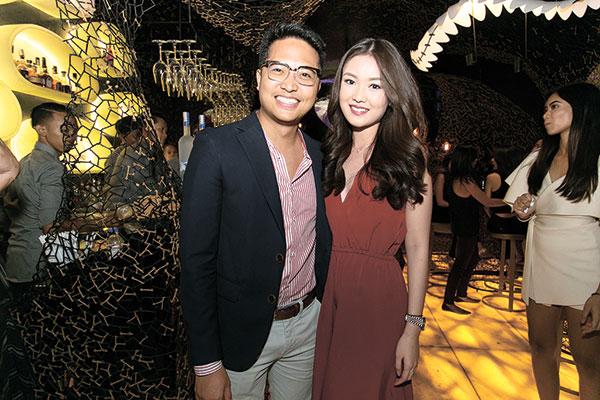 Joseph Michael Yu and Mikaela Pacubas