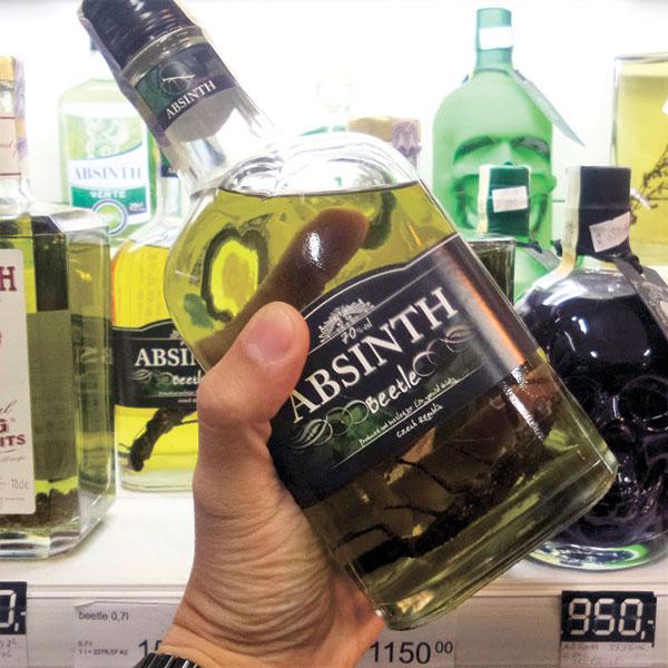 Beetle Absinth