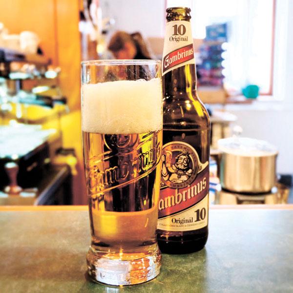 Cambrinus Beer