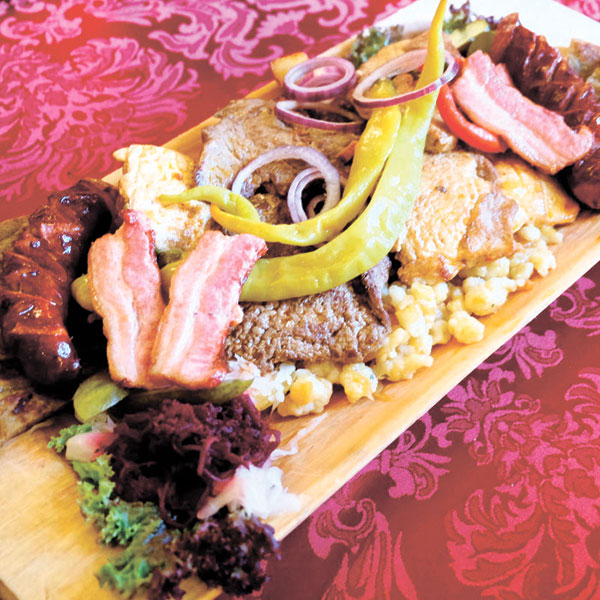 Misa Starloslovenskej Kuchyne