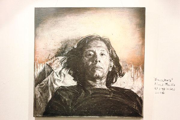 Portrait of Jing Ramos