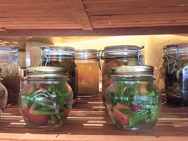 Salad-in-a-Jar