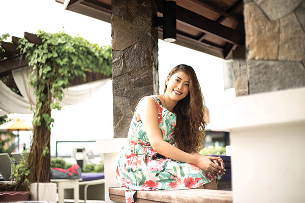 ESSENTIAL TRAITS. Tanya Mondoñedo named her brand of skin-care and beauty products Dulcet Skin. Sweet, beautiful and endearing — that's what dulcet means, characteristics the young businesswoman values and possesses.
