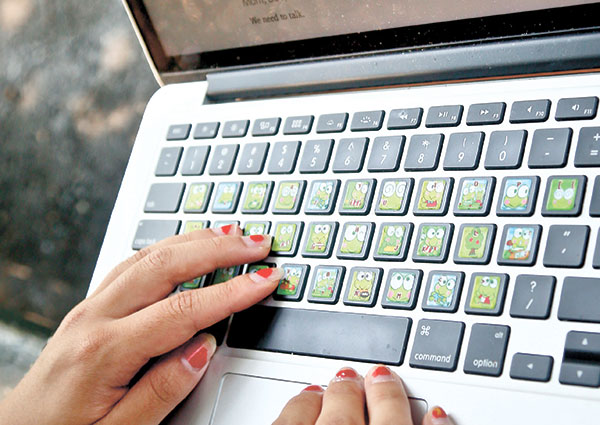 In the internet age, the pursuit of an interest can be made with relative ease. (AP PHOTO)