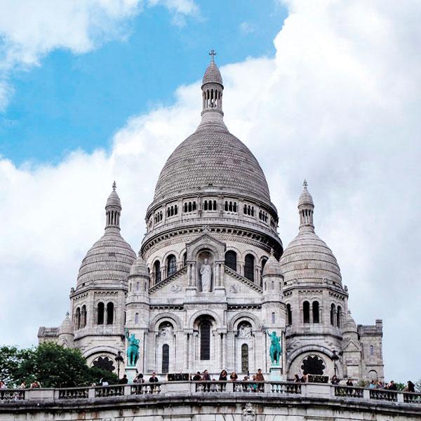 Basilique du Sacré-Cœur de Montmarte
