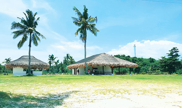 Kandaya in Malapascua near the lighthouse
