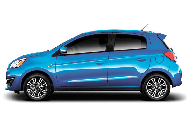 The 2017 Mitsubishi Mirage subcompact hatchback is subtly restyled, more powerful and has an upgraded interior with more features than its predecessor. The five-door car remains a fuel economy leader, with city/highway mileage ratings of up to 39 miles per gallon, and is still value-priced.