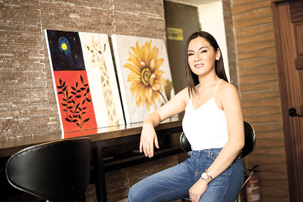 BEYOND LOOKS. Reese Borromeo believes it's important to not just look beautiful, but to radiate beauty in body, mind and soul.