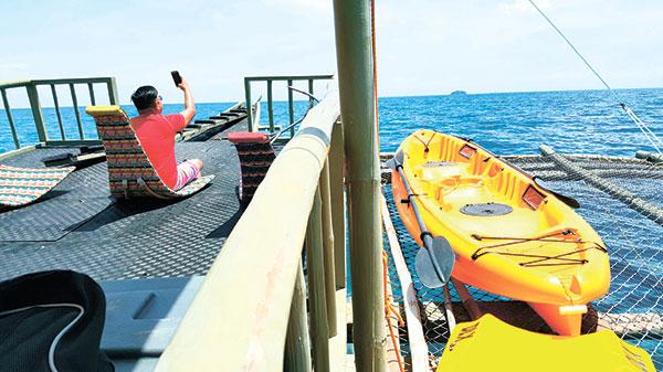 Relaxing trip to Malapascua