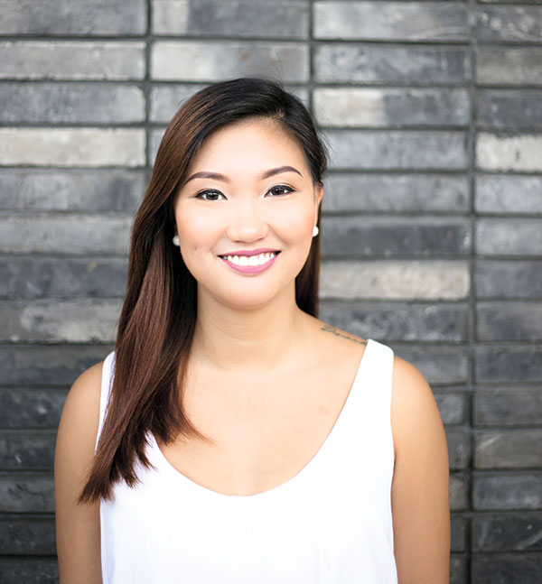 A FASCINATING WOMAN. Krystel Nicole Ong is a woman fascinated with beauty, both as a designer and businesswoman.