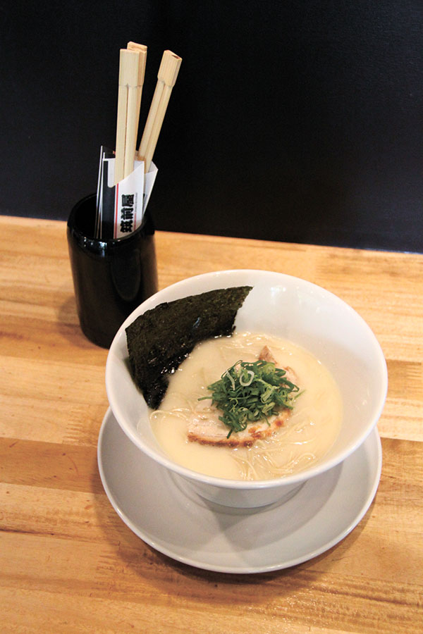 The original tonkotsu ramen, Shiro