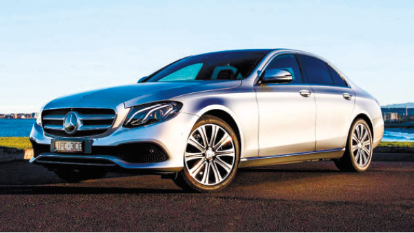 All-new Mercedes Benz E200 AMG