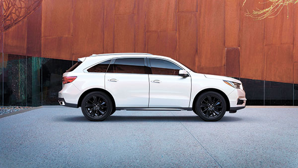 IMPRESSIVE. The easy-to-drive and accommodating 2017 Acura MDX has notched impressive reliability and safety reviews.