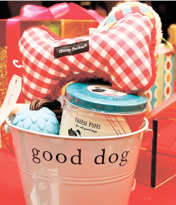 Doggie bucket