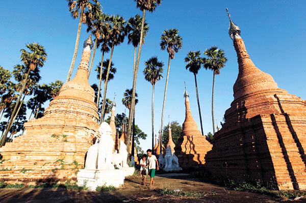 Nyapyitaw, Myanmar