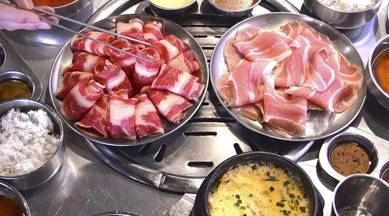 The Korean Barbecue Craze